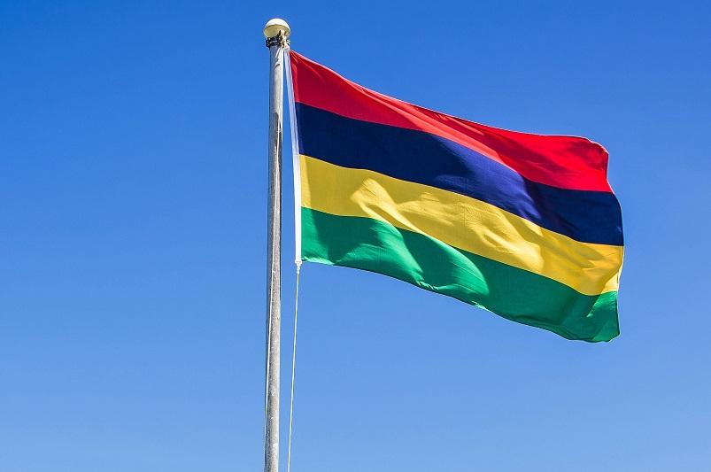drapeau mauricien